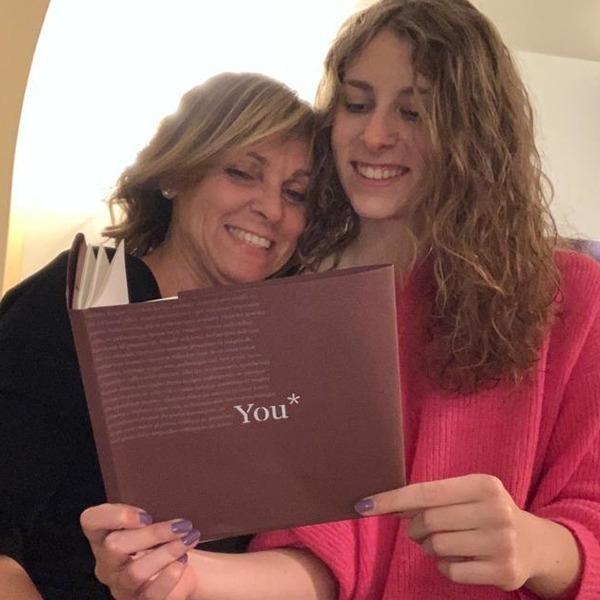 Libro personalizzato regalo mamma